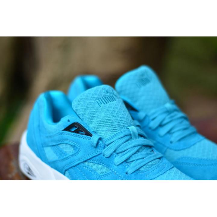 Puma R698L Tropicalia Trinomic blu
